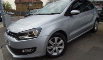 Volkswagen Polo 2012 (12 reg)  1.4 Match DSG 5dr full